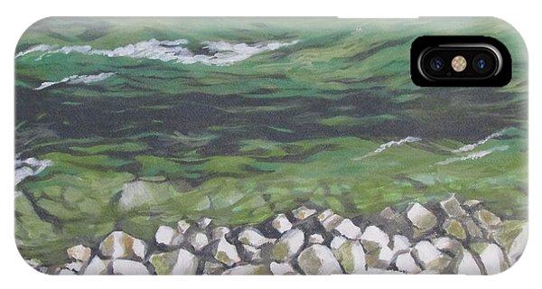 Chattahoochee Riverbank IPhone Case
