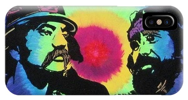 Cheech And Chong Still Smokin IPhone Case