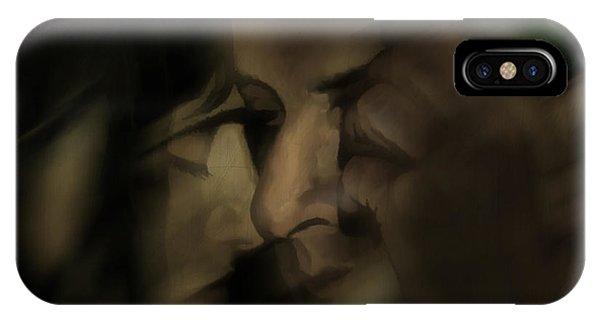Cheek To Cheek IPhone Case