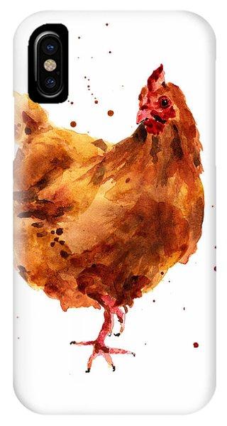 Cheeky Chicken IPhone Case