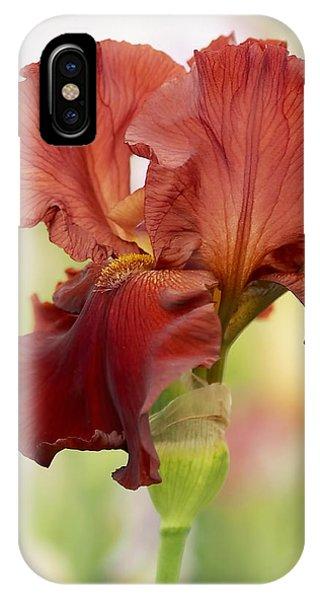 Chelsea Iris IPhone Case