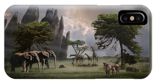 Cherish Our Earth's Creatures IPhone Case