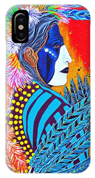 Cherokee Dancer IPhone Case