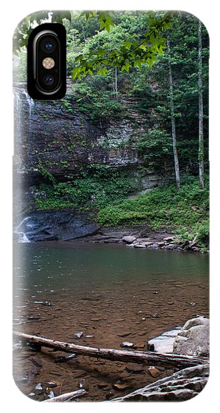 Cherokee Falls IPhone Case