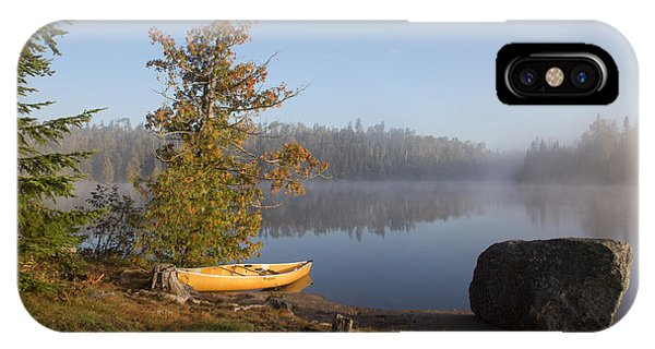 Cherokee Lake Sunrise IPhone Case