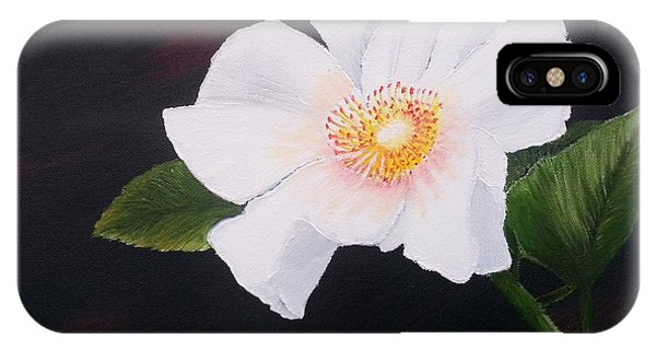 Cherokee Rose IPhone Case