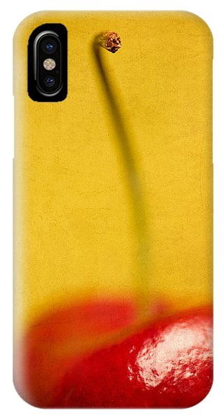 Cherry Bliss IPhone Case
