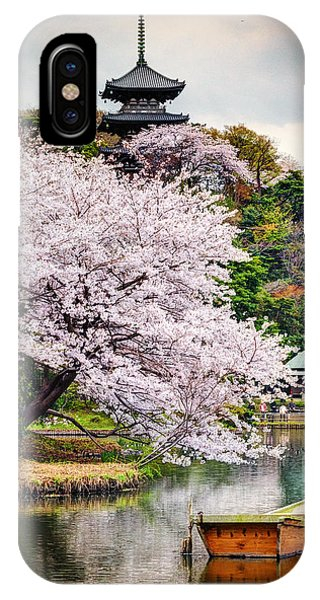 Cherry Blossom 2014 IPhone Case