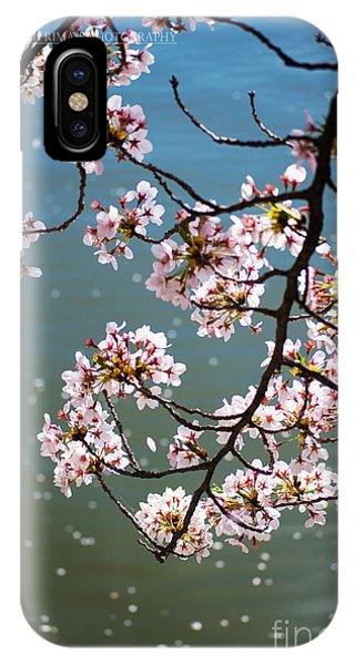 Cherry Blossom IPhone Case