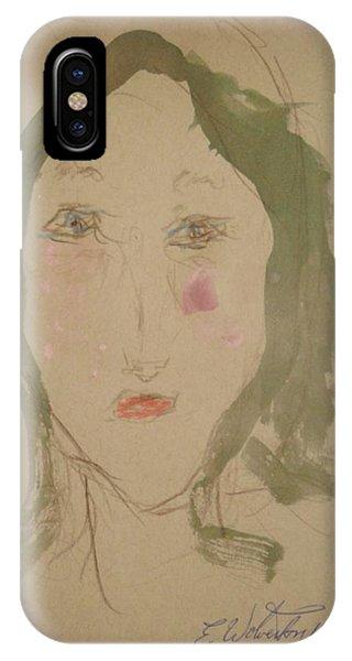 Cherry Hill Phone Case by Edward Wolverton