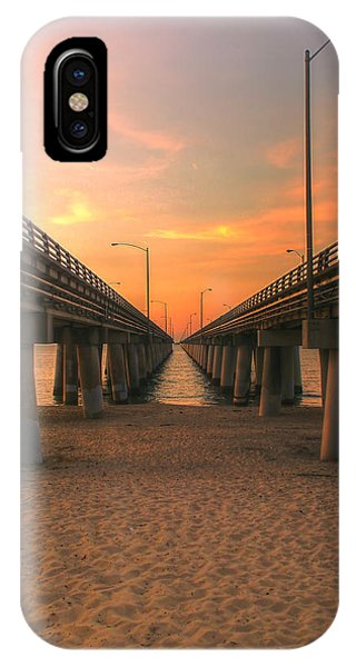 Chesapeake Bay Bridge IIi  IPhone Case