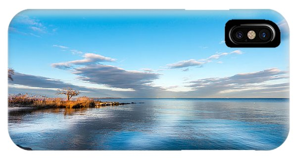 Chesapeake Bay Sky IPhone Case
