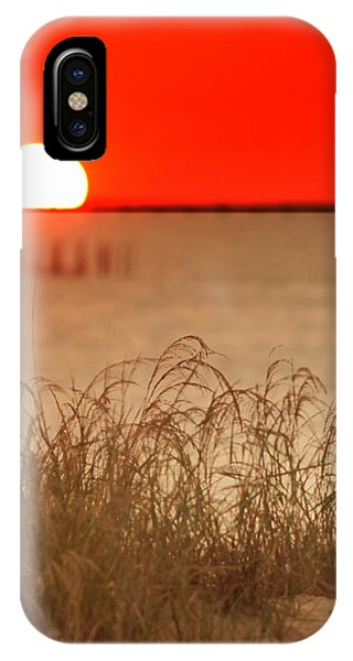 Chesapeake Sunset IPhone Case