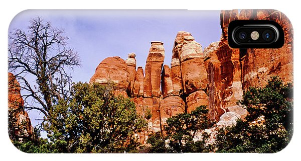 Chesler Park Pinnacles IPhone Case