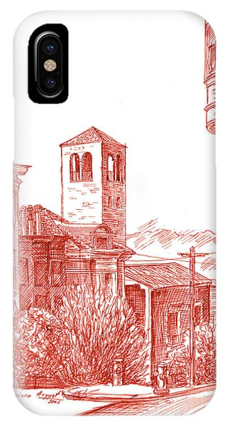 Chestnut Street In San Francisco  IPhone Case