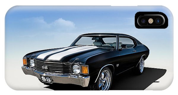 Chevrolet iPhone Case - Chevelle Ss by Douglas Pittman