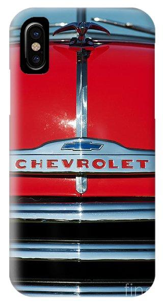 Chevrolet 3100 1953 Pickup IPhone Case