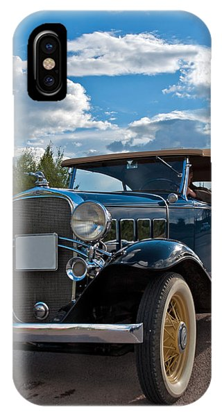 Chevrolet Confederate Ba Phaeton 1932 IPhone Case
