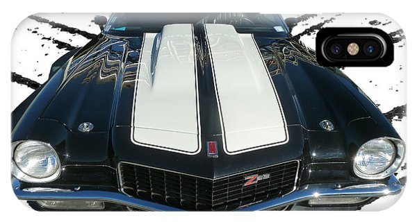 Chevy Camaro Z28 IPhone Case