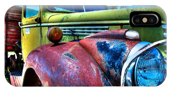 Chevy Oldie IPhone Case