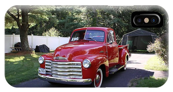 Chevy Pick Up 1953 IPhone Case