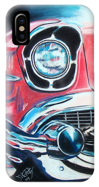 Chevy Style IPhone Case