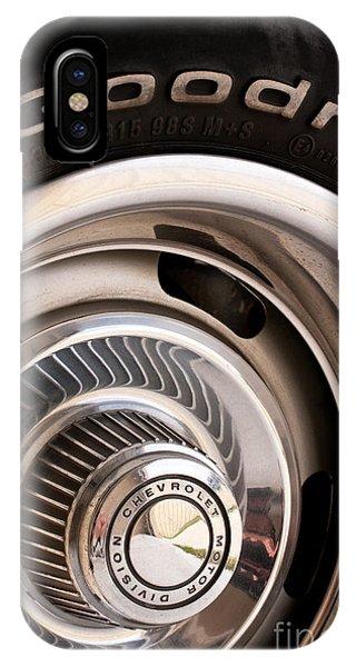 Chevy Wheel IPhone Case