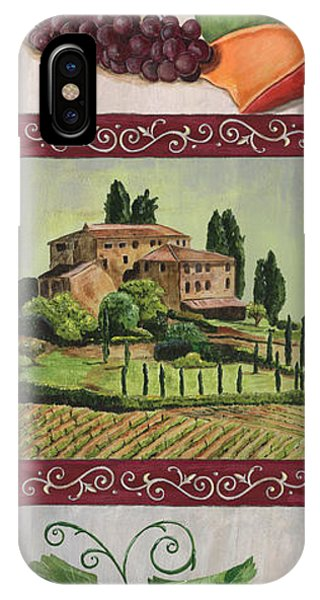Green Grape iPhone Case - Chianti And Friends Collage 1 by Debbie DeWitt
