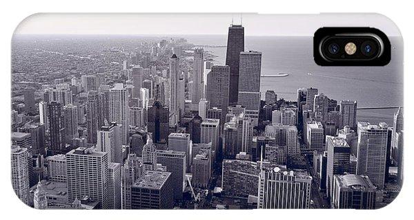 Chicago Bw IPhone Case
