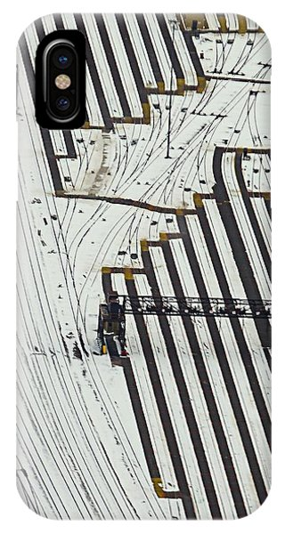 Chicago Composition IPhone Case