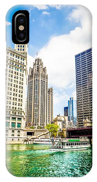 Chicago High Quality Picture IPhone Case