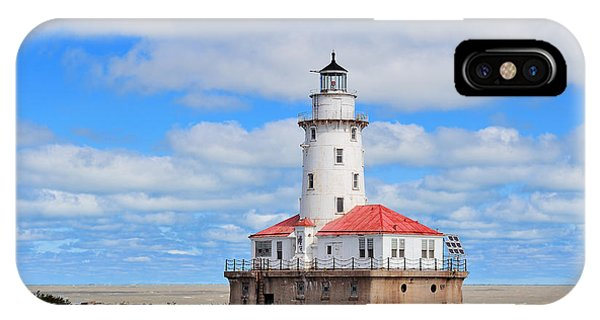 Chicago Light House IPhone Case