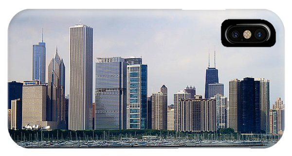 Chicago Panorama IPhone Case