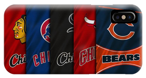 Chicago Sports Teams IPhone Case