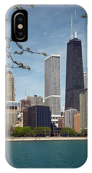 Chicago Spring IPhone Case