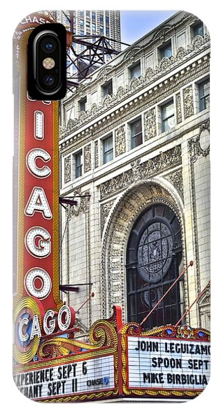 Rockettes iPhone Case - Chicago Theater by Frozen in Time Fine Art Photography