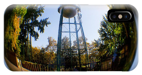 Chico Water Tower IPhone Case