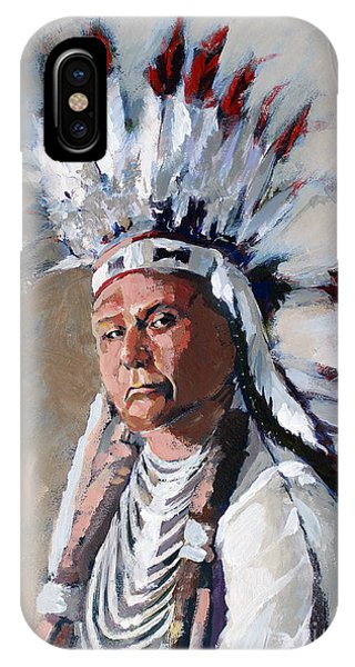 Chief Joseph IPhone Case