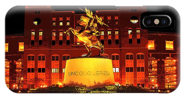 Chief Osceola And Renegade Unconquered IPhone Case
