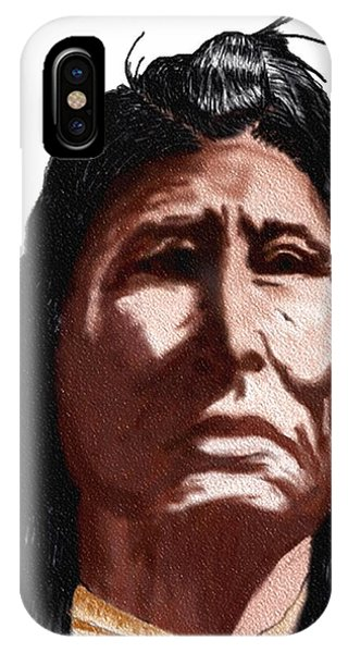 Chief IPhone Case