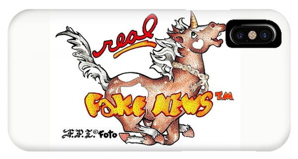 Real Fake News Fpi Foto IPhone Case