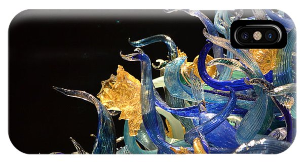 Chihuly-4 IPhone Case
