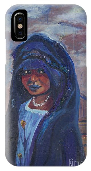 Child Bride Of The Sahara IPhone Case