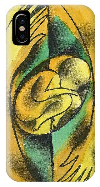 Childbirth IPhone Case