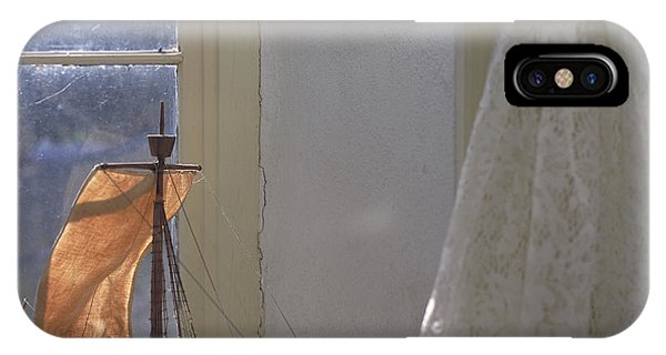 Child's Sailboat IPhone Case