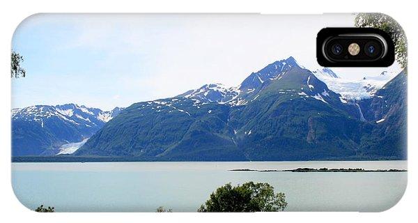 Chilkat Lake IPhone Case