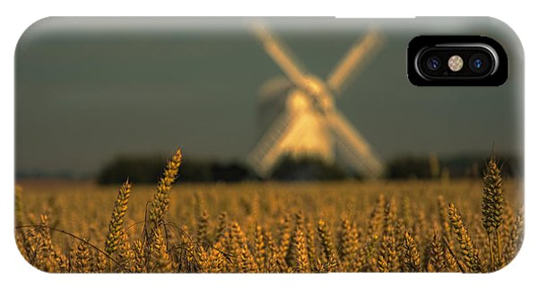 Chillenden Windmill IPhone Case