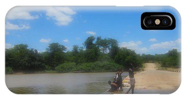 Chilonga Bridge IPhone Case