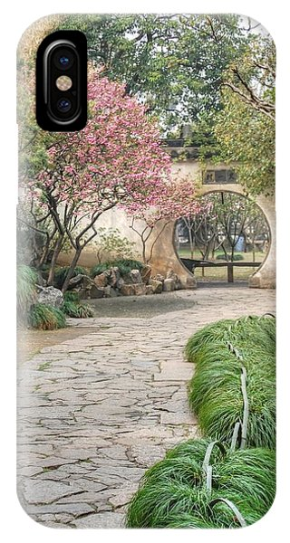 China Courtyard IPhone Case