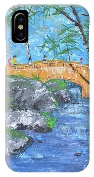 China Grove IPhone Case